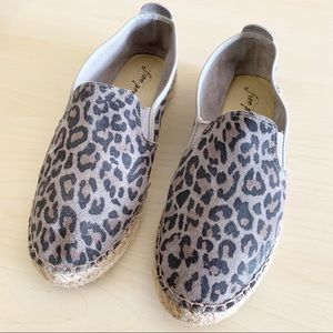 Free People | Leopard Canyon Espadrilles
